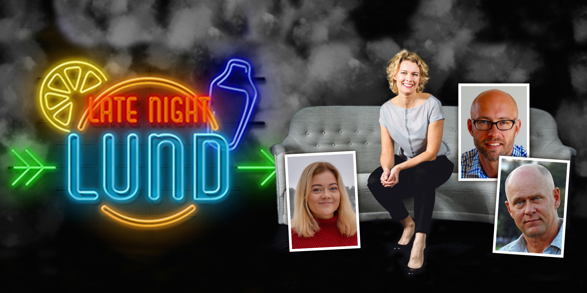 Folke Rydén till Late Night Lund