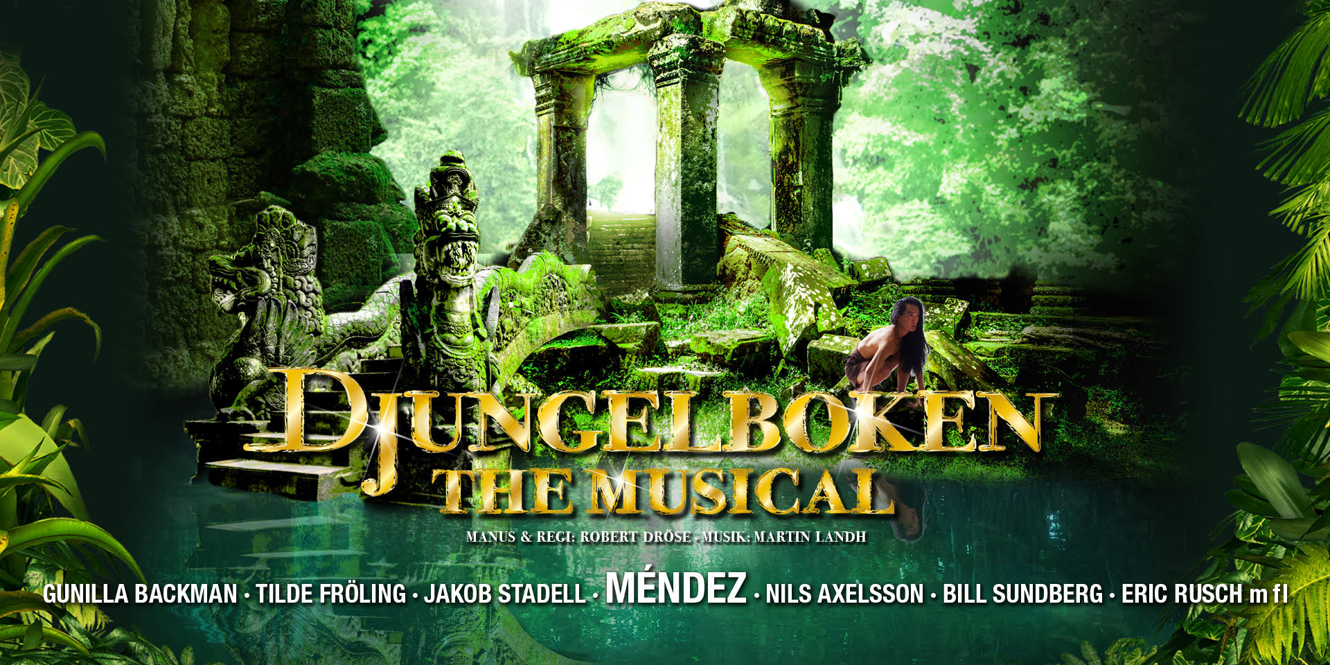 Djungelboken – The Musical
