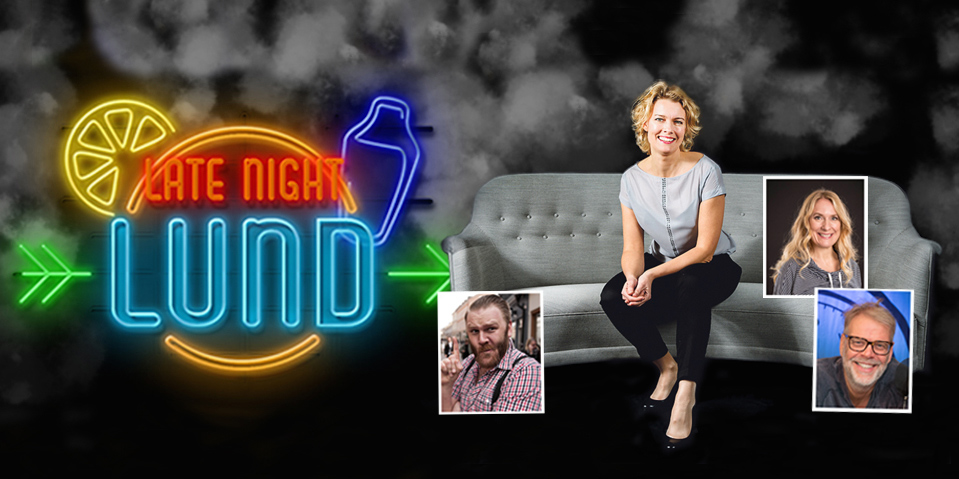Late Night Lund goes Humorfestivalen
