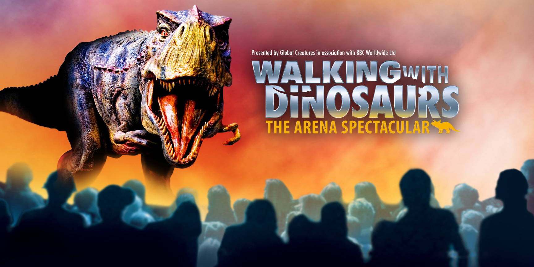 Walking with Dinosaurs – ett familjeäventyr!